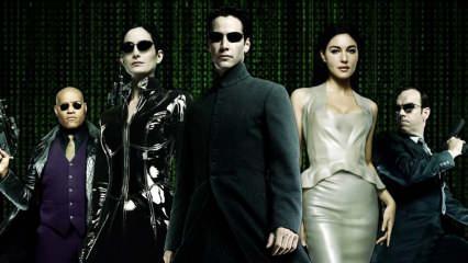 Matrix 4 filminin çekimleri sızdırıldı!