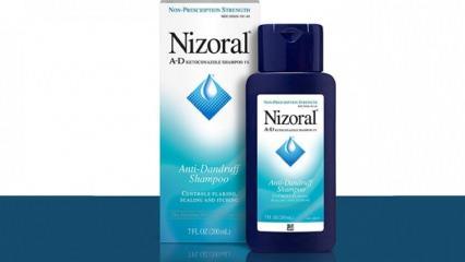 Nizoral şampuan ne işe yarar? Nizoral şampuan nasıl kullanılır? Nizoral şampuan fiyatı
