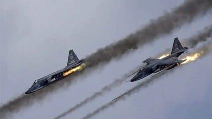 Savaş uçaklarıyla vurup çağrıda bulundular! Rusya'dan çarpıcı Türkiye açıklaması