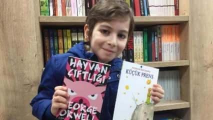 Türkiye 10 yaşındaki 'felsefeci' Atakan'ı konuşuyor