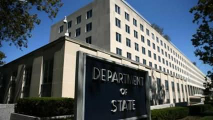 ABD'den 'Türkiye'ye destek' açıklaması