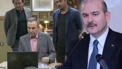 Bakan Süleyman Soylu'nun Arka Sokaklar paylaşımı sosyal medyayı salladı!