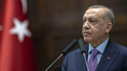 Cumhurbaşkanı Erdoğan: Türkiye hayati bir mücadele içerisindedir