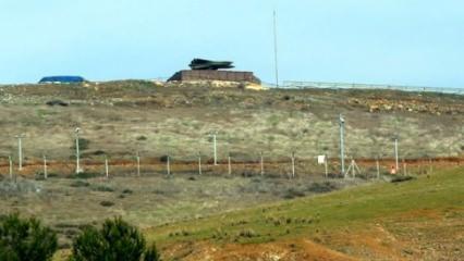 Füzelerin yönü Suriye'ye çevrildi!