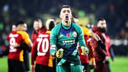 Galatasaray'ın derbi zaferi dünya basınında!