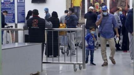 Kuveyt'te koronavirüs vakası 45'e yükseldi