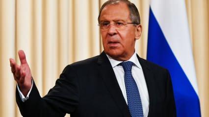 Lavrov resmen açıkladı! Türkiye ile Rusya'dan ortak karar