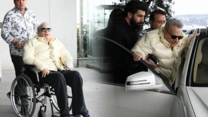 Kaçış sendromu tedavisi gören Mehmet Ali Erbil'den röportaj!