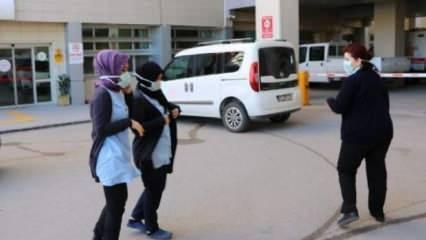 Niğde'de koronavirüs alarmı: Kaçak göçmenlerden kan örneği alındı