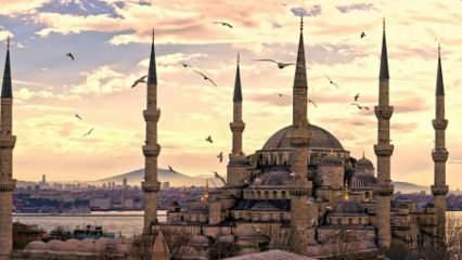 İstanbul'un en güzel camileri