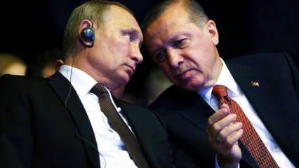 Rusya'dan peş peşe Türkiye açıklamaları! Erdoğan, Putin'e açık açık söyledi