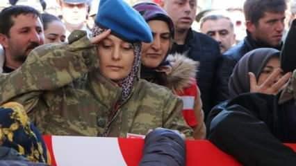 Türkiye İdlib şehitlerini uğurluyor