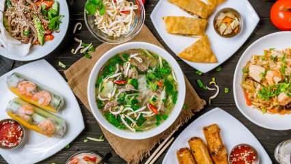 Vietnam'ın yöresel lezzetleri
