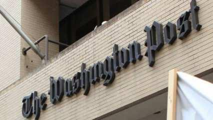Washington Post: Suriye'de çaresiz insanların tek savunucusu Türkiye