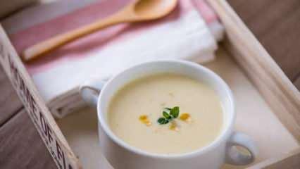 Bebeklere pratik yoğurt çorbası nasıl yapılır? Evde bebekler için yayla çorbası tarifi