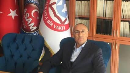 ASAM Başkanı Doğanay'dan CHP'nin provokasyonuna tepki