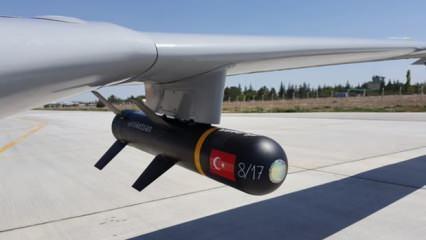 Bahar Kalkanı'nda hava savunma sistemlerini vuran MAM-L! Merak edilen özellikleri neler?