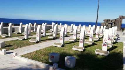 Kıbrıs Barış Harekatı'nın ruhu burada yaşatılıyor