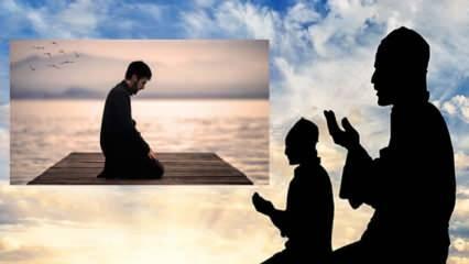 Duanın kabul olması için ne yapılmalı? En etkili ve güçlü dilek duası...