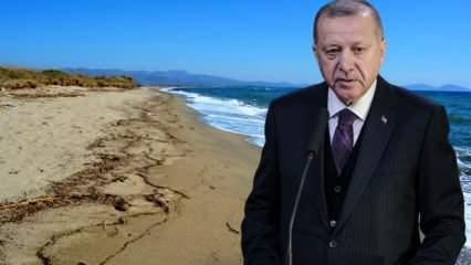 Erdoğan talimatı verdi! Mültecilerin oradan geçişi artık yasaklandı
