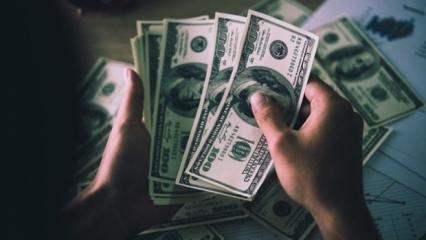 Dolarda düşüş! Kritik seviyenin altına sarktı