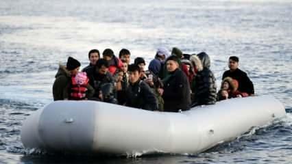 Güney Kıbrıs'ta 101 göçmen bulundu