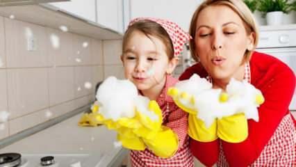 Evde uçuşan tozlar nasıl temizlenir? Evin içerisindeki hava nasıl sağlıklı hale getirilir?
