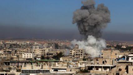 İdlib'den bir katliam haberi daha: Çok sayıda ölü var