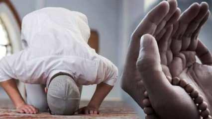 İstihare namazı nasıl kılınır? İstihare duası Arapça ve Türkçe okunuşu...