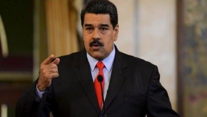 Maduro'nun kanalından Suriye yalanı! Türkiye'ye karşı çirkin ifadeler