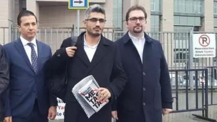 Odatv Genel Yayın Yönetmeni Barış Pehlivan tutuklandı