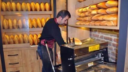 Koronavirüs sonrası ekmek satışında hayati adım! Erdoğan'a mektup gönderildi