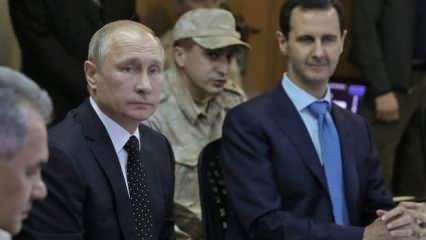 """""""Rusya ya rejimi çekecek, ya aradan çekilecek"""""""
