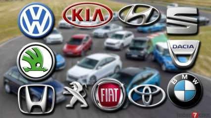 Sıfırından pahalı ikinci el araç modelleri! Sahibinden 2020 ikinci el araba fiyatları