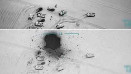 SİHA'lar, İdlib'deki hedefleri nasıl vurdu?