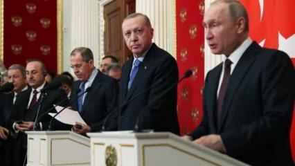 Türkiye-Rusya anlaşması sonrası ABD'den ilk açıklama!