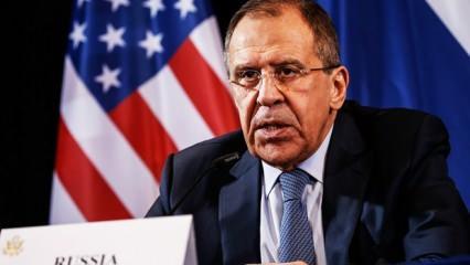 Rusya'dan peş peşe Türkiye açıklamaları! Lavrov resmen iftira attı