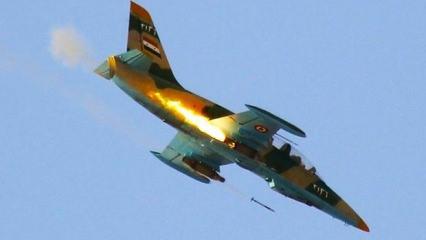 Bu seferki başka! Türk jetleri Suriye'de bir savaş uçağı daha düşürdü