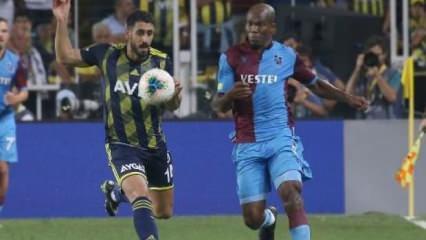 Trabzonspor, kupada Fenerbahçe'yi konuk ediyor