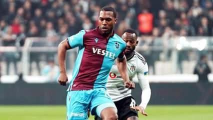 Trabzonspor'da Daniel Sturridge ile yollar ayrıldı