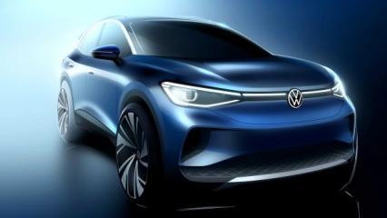 Volkswagen ID.4 markanın ilk SUV'u tanıtıldı