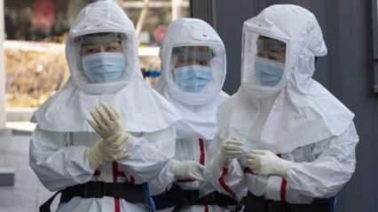 Vurguncu koronavirüsten beter çıktı! Direk gözü kör ediyor