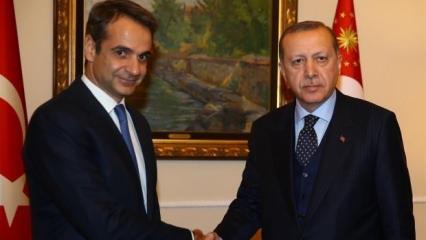 Yunan muhalefetinden Miçotakis'e imalı mesaj: Erdoğan'a teşekkür et