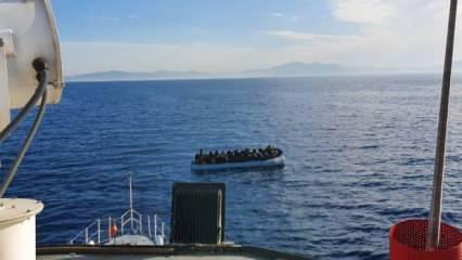 Yunanistan'ın ölüme terk ettiği sığınmacıları Türkiye kurtardı