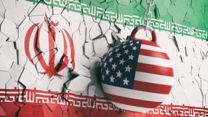 ABD'ye ait savaş uçakları İran ordusunu vurdu
