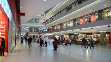 2020 AVM çalışma saatleri değişti! Alışveriş Merkezleri artık erken kapanıyor...