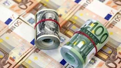 Dolar ve euroyu koronavirüs vurdu!