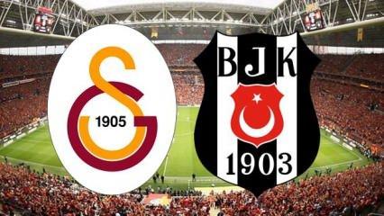 Galatasaray Beşiktaş maçı ne zaman saat kaçta? Derbide taraftar olmayacak...