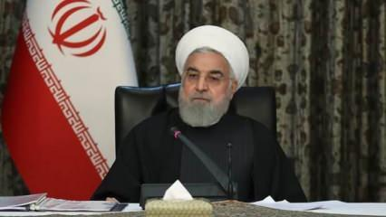 İran Cumhurbaşkanı Ruhani: Herhangi bir şehirde karantina uygulamayacağız