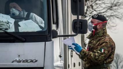 İtalya'da koronavirüs nedeniyle cezaevinde isyan çıktı: 7 ölü